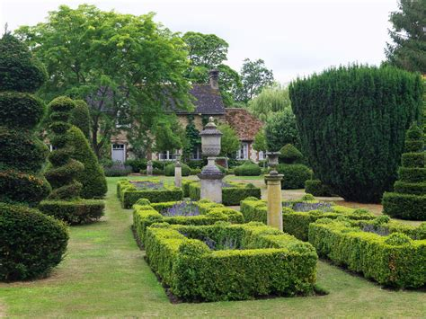 Topiary Gardens by Topiary Garden In August