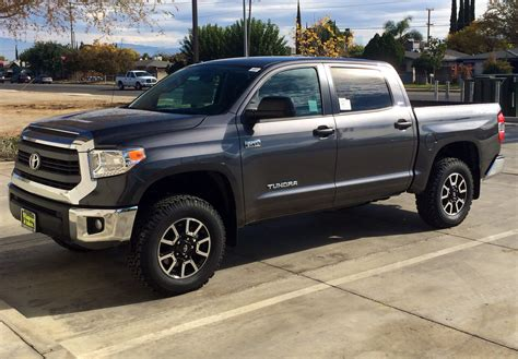 2014 Toyota Tundra With Leveling Kit Toyota Tundra 07 Current 4wd 2 5 Quot Leveling Kit Part