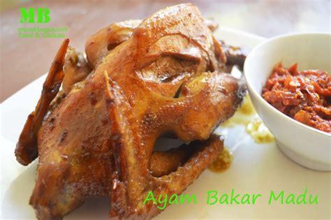 Oven Ayam Bakar resep dan cara memasak ayam bakar madu oven enak