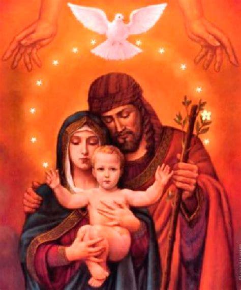 imagenes de jesus jose y maria solemnidad de la sagrada familia jes 250 s mar 237 a y jos 233