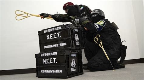japan trend shop home security guards neet barricade box