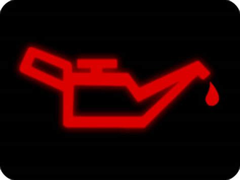 why does your car s oil light come on warning lights