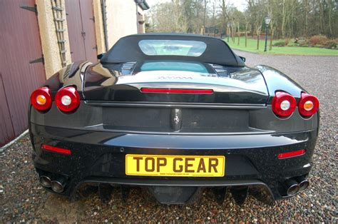 430 top gear 430 f1 spider 60th anniversary sorry now sold