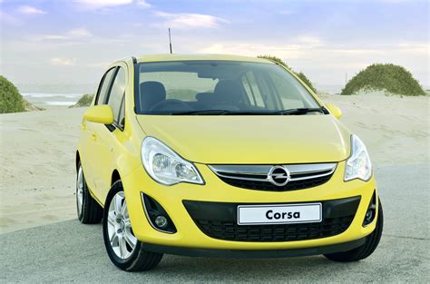 opel corsa gets new turbo