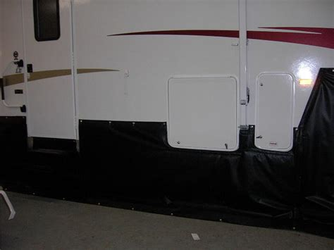rv awnings mart canvasmart tarps covers rv skirts awnings