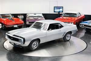 Where Are Chevrolets Made 1969 Chevrolet Camaro Zl 1 Photo 8