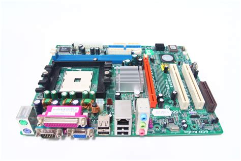 Sockel 754 Mainboard by Ecs Elitegroup Gs7610 Ultra Matx Desktop Pc Mainboard Amd Sockel Socket 754