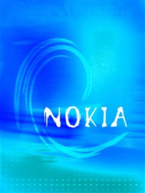 wallpaper nokia blue download blue nokia wallpaper 240x320 wallpoper 67071
