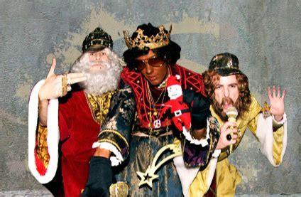 fotos de reyes magos reales que os han traido los reyes magos