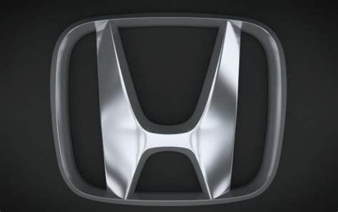 Emblem 3d Logo Sayap Honda Sepasang 3d models honda logo 3docean