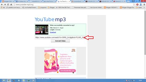 cara gang download mp3 dari youtube cara mudah download mp3 dari youtube tanpa software