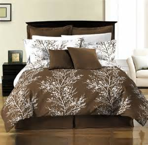 Chocolate Bedding Sets Uk Top 10 Rich Chocolate Brown Comforters For A Bedroom