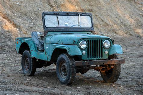 cj jeep what s it worth 1955 willys cj 5 jeep
