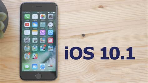 7 iphones ranked apple releases ios 10 1 with new portrait mode for iphone 7 plus updated macrumors