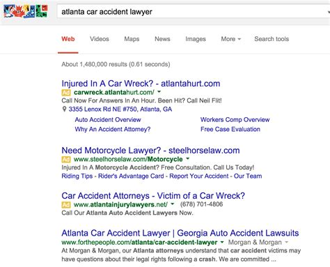 seo for car lawyers grow how to rank 1 on for car lawyer in your