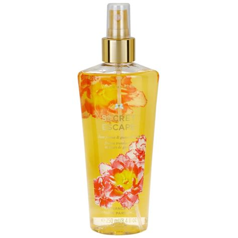 Spray Secret s secret secret escape spray de corpo para