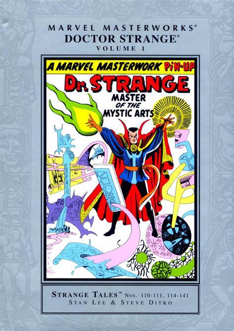 doctor strange omnibus vol 0785199241 doctor strange where do i start