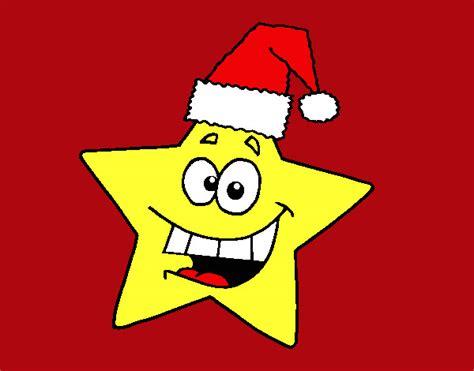 imagenes de estrellas navideñas animadas dibujo de estrella de navidad pintado por laila5433 en