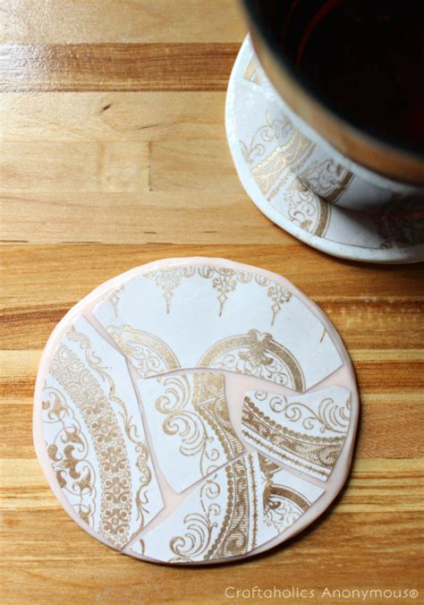 How To Make Coasters Out Of Paper - craftaholics anonymous 174 diy mosaic coasters