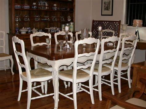 french provincial louis xv style dining table furniture