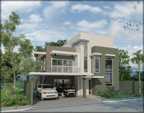 Modern House Designs And Floor Plans Philippines zen home design peenmedia com