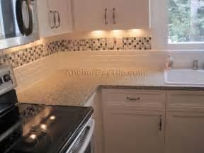 Tile Accents For Kitchen Backsplash Subway Tiles Kitchen Backsplash Beveled Subway Tile