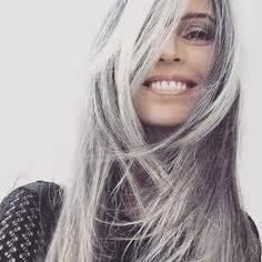 annika von holdt s heartfelt article on going gray 50 beautiful hair silver hair pinterest