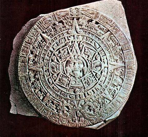 Calendario Solar Azteca La Piedra Sol Calendario Azteca Caracter 237 Sticas