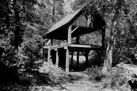 Muir Cabin by I Was Awakened By A Tremendous Earthquake And Tho By