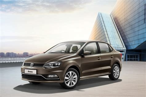 volkswagen ameo white volkswagen ameo range now starts at rs 4 99 lakhs