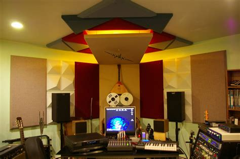 Home Recording Studio Noise Focus On Acoustics For Your Home Recordings Disc Makers