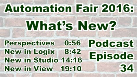 the automation podcast home page the automation podcast