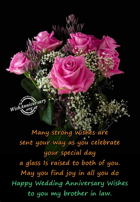 Wedding Anniversary Wishes For Inlaws by Anniversary Wishes For In Pictures Images