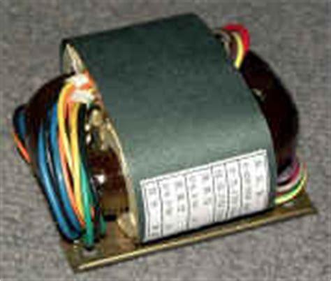 Trafo Bell 3a transformer