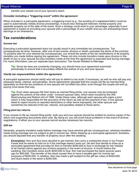 prenuptial agreement new york template new york prenuptial agreement sle for free