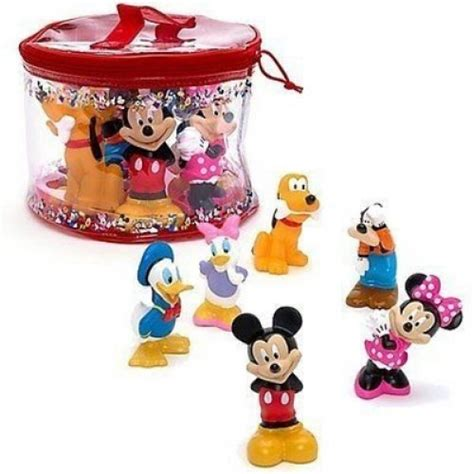 mickey mouse clubhouse bathroom decor mickey mouse clubhouse squeeze bath set