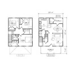 Square House Floor Plans by Four Square I Prairie Floor Plan Tightlines Designs