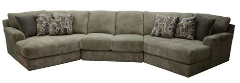 jackson furniture sofa jackson furniture malibu small piano wedge sectional by oj