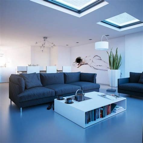 Cool Living Room by 30 Inspirational Ideas For Living Rooms With Skylights