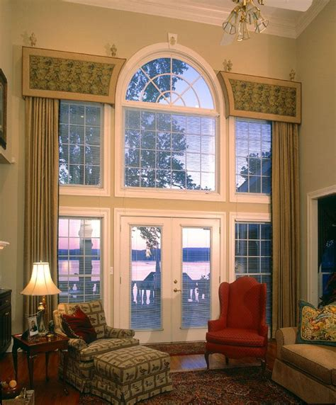 great room windows window treatments for great room windows two story
