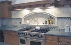 Limestone Kitchen Backsplash Kitchen Remodel Designs Tumbled Marble Backsplash
