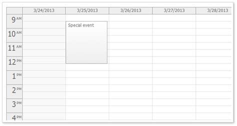 div events open source daypilot for javascript html5 calendar