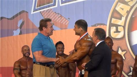Wants Arnold To Free by Arnold Schwarzenegger At Arnold Classic Europe 2014