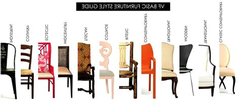 styles of furniture for home interiors wonderful furniture styles exles home design