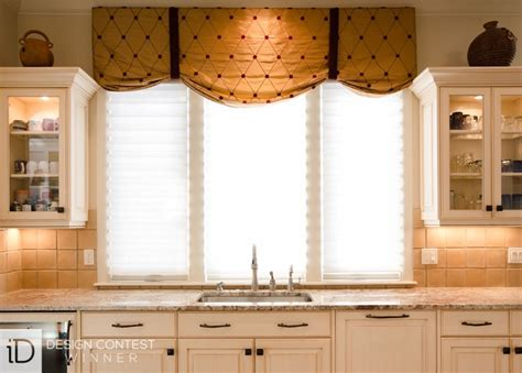 Kitchen Blinds And Curtains Kitchen Curtains Kitchen Window Treatments Budget Blinds