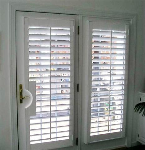 Curtains Over Vertical Blinds Sliding Glass Doors Plantation Shutters Reviews Pictures Videos