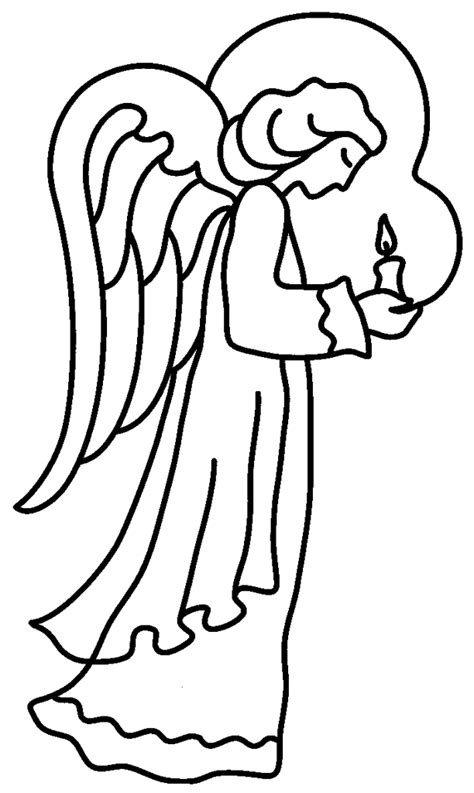 coloring pictures of christmas symbols angel drawings for christmas ornaments free printable