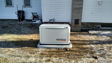 never a better time to install a standby generator in