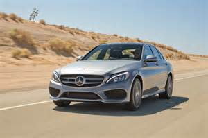 Mercedes Suv 4matic 2015 Mercedes C300 4matic Test Motor Trend