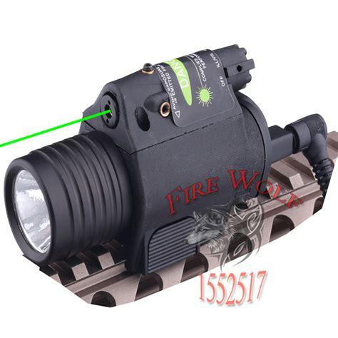 pistol laser light combo popular tactical green laser light combo buy cheap